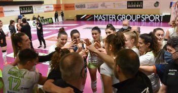 Green Warriors Sassuolo, neroverdi pronte per le semifinali: domani arriva Vallefoglia in Gara 1