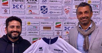 Dilettanti - Prima Categoria - Maranello, il nuovo allenatore è Carmine Perziano