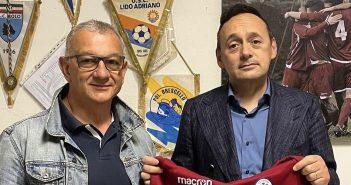 Dilettanti - La Pieve Nonantola, Marco Marchetti è il nuovo responsabile del Settore Giovanile