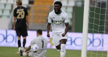 Parma-Sassuolo 1-3, vittoria che tiene vive le speranze di settimo posto per i neroverdi