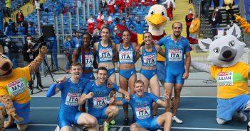 Atletica, Ori si qualifica per gli Europei U23. Lukudo terza con la 4x400 agli Europei a squadre