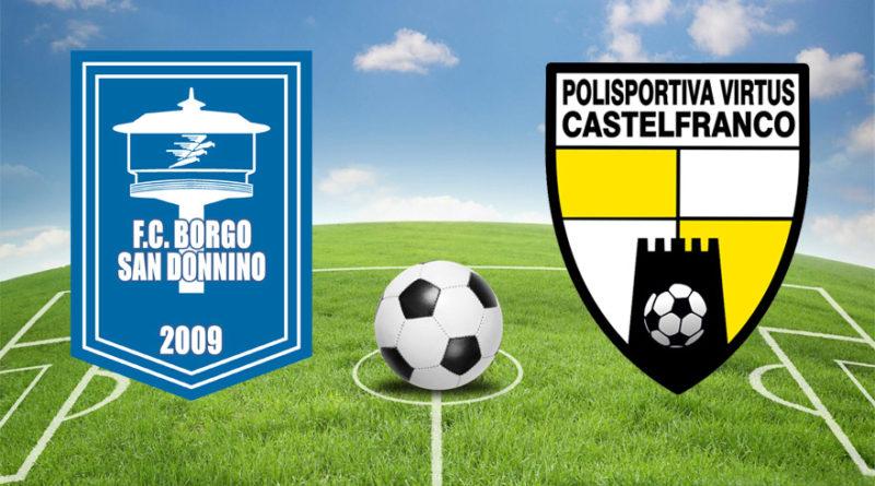 Dilettanti - Eccellenza: Borgo San Donnino-V. Castelfranco 2-1, highlights
