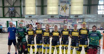 Hockey - Symbol Amatori Modena 1945, è terzo posto: battuta Agrate Brianza 7-2