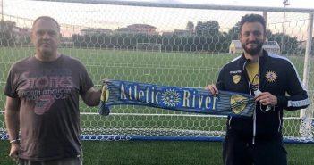 Dilettanti - Atletic River Baracca Beach, confermato mister Giorgio Olivieri e il suo staff tecnico