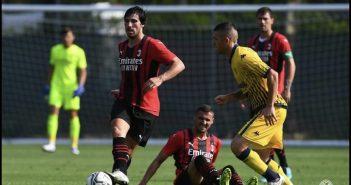 Modena FC - Gazzetta di Modena - Il Milan dei big ne fa cinque, poi i gialli si fanno onore