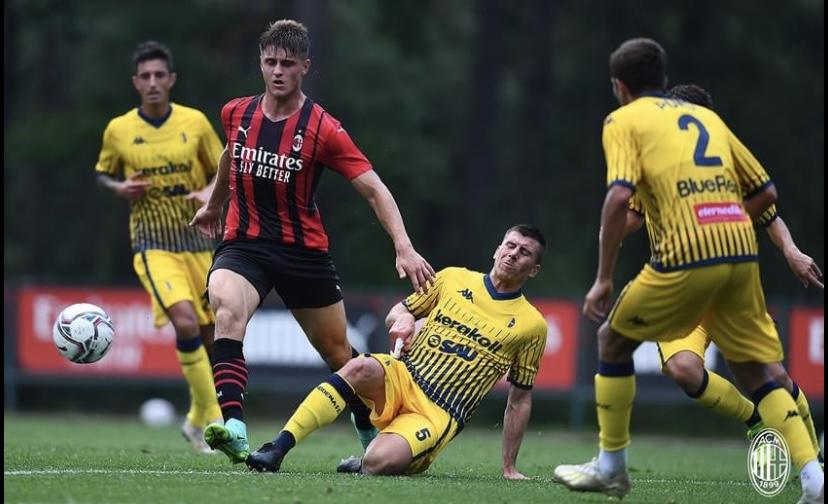 Amichevole: Milan-Modena 5-0, highlights
