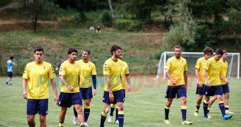 Modena FC - Resto del Carlino - Test di lusso con il Milan