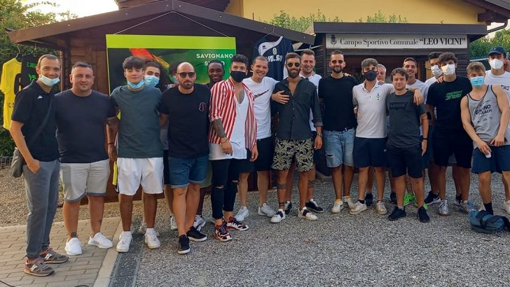 Dilettanti - Prima Categoria - FC Valsa Savignano, la presentazione della nuova rosa