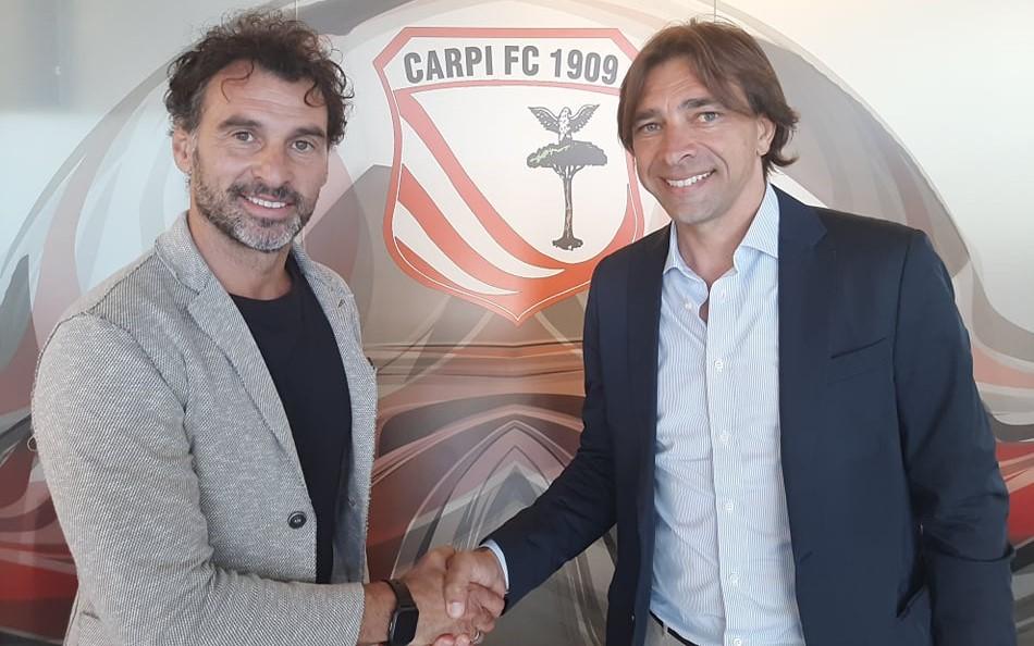 Carpi Fc, intervista a mister Siviglia