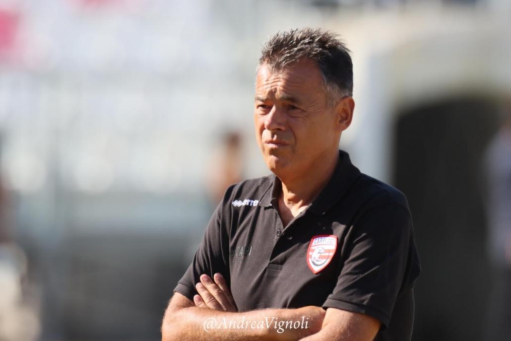 Athletic Carpi-Bagnolese 0-2, le dichiarazioni di mister Bagatti
