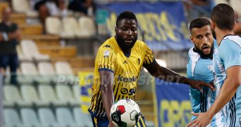Modena FC - Gazzetta di Modena - Robertone Ogunseye è il grande ex del match del
