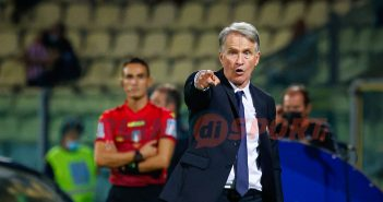 Modena Fc, mister Tesser: