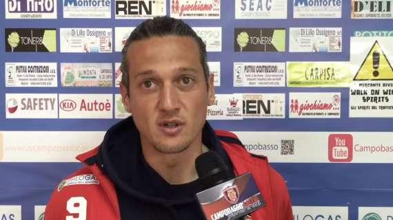 Athletic Carpi-Bagnolese 0-2, le parole del ds Marinucci