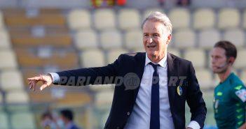 Modena-Imolese 4-0, mister Tesser: