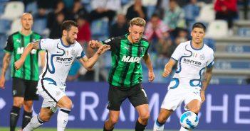 Sassuolo - Gazzetta di Modena - Frattesi, il De Rossi neroverde brucia le tappe: ora fa pure gol