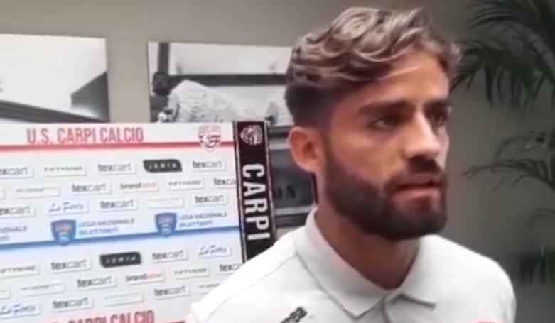 Athletic Carpi, intervista Milton Borgarello