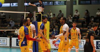Modena Volley - Resto del Carlino: i titolari della Leo Shoes battuti 3 a 1 dalla Kioene Padova
