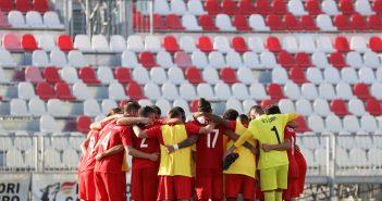 """Progresso-Athletic Carpi 1-1, i biancorossi puniti da Bagatti """"Junior"""" non vanno oltre il pari"""