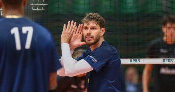 Modena Volley, Bruno Mossa De Rezende: