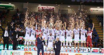 Modena Volley - Gazzetta di Modena: Da Re, Lorenzetti, Pinali, Lavia e Petrella, quanta Modena nella Supercoppa di Trento